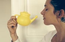 Džala néti: první setkání s jógovou očistou nosu