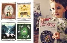 SOUTĚŽ: Vychází Jógátky – pohádky na motivy jogínské filozofie