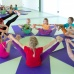 Děti se umí na józe uvolnit mnohem snadněji než dospělí