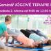 Seminář jógové terapie II