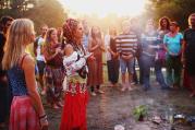 Healing festival: Sacred feminine energy