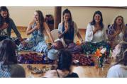 Jóga a kakaový rituál