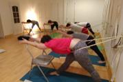 Iyengar jóga pro zdravá záda, ramena a krk