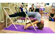 Terapeutická lekce Iyengar jógy