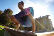Vinyasa jóga pro začátečníky