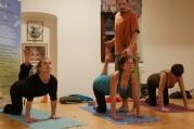 Yoga od začátku. Dej si šanci na změnu.