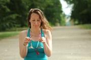 Víkendové (nejen) jógování v Nesuchyni