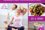 Celodenní kurz hormonální jógy