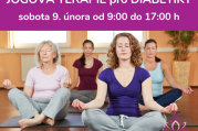 Seminář jógové terapie pro diabetiky