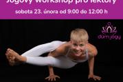 Jógový workshop pro lektory jógy