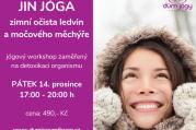 Jin jóga - zimní očista ledvin a močového měchýře