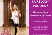 Ganéša jóga - transformační jóga středu