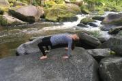 Terapeutická jóga a yin yoga