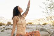 Ženská jóga (nejen) pro ženy