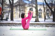 Hormonální jóga pro ženy - měsíční ranní kurz