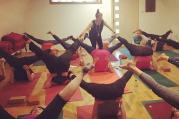 Seminář hormonální jógy podle Dinah Rodrigues