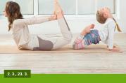 Jóga pro rodiče s dětmi - 2 březnové lekce