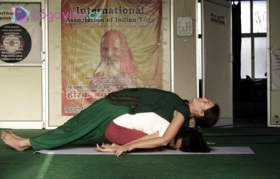 Ášramová jógová praxe