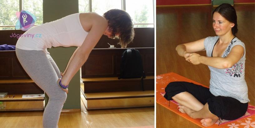 Hormonální jóga je dynamická, ale jinak - dech je dynamizujícím prvkem