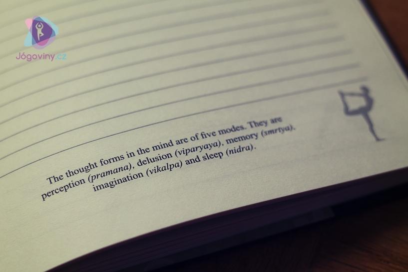 Moudro z jógového deníku