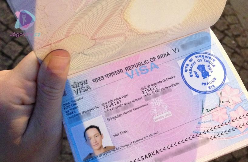 Cesta do Indie začíná na velvyslanectví