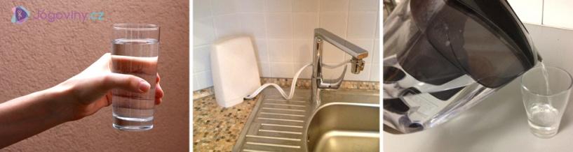 Filtrace vody v domácích podmínkách