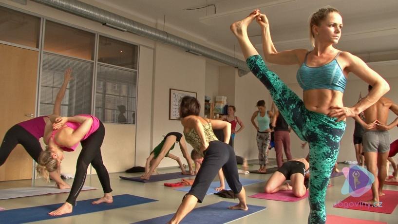 Mysore lekce - na vlně vlastního dechu s energií skupiny