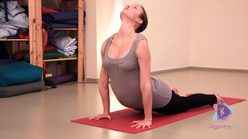 Ashtanga jóga v těhotenství
