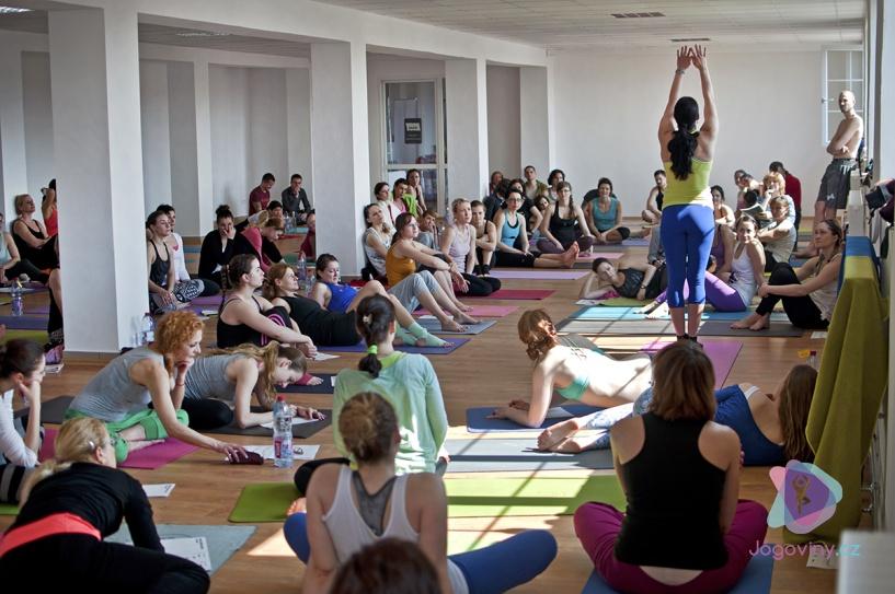SOUTĚŽ: Jak se zrodil nápad zorganizovat jógovou konferenci