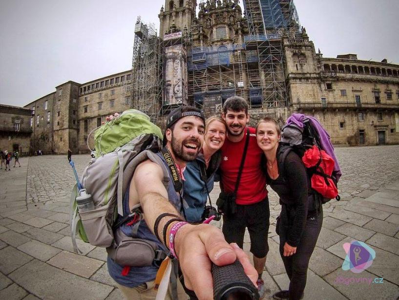 Do Santiaga dnes putuje okolo dvou milionů lidí z celého světa ročně