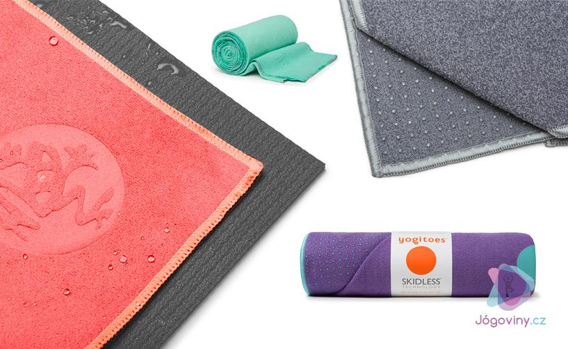 Jógový ručník: který vybrat a jak ho správně používat
