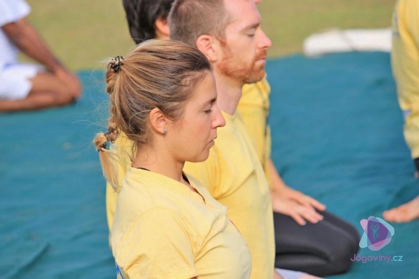 Meditace Vipassana
