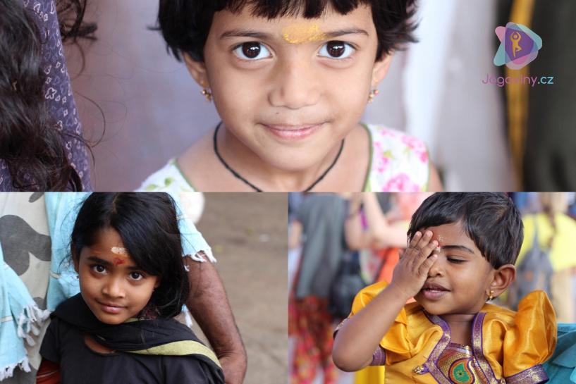 Dítě v Indii je dar