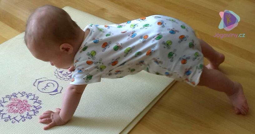 Malý jogín Beník