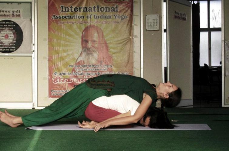 Ášram calling aneb Jógování v Indii