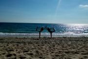 Bretaňské jógové dobrodružství