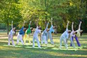 Jógou k posilování svalových struktur